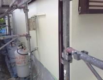 外壁・屋根:バイオ洗浄・高圧洗浄の写真
