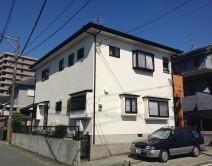 熊本市東区戸島西I様邸:外壁・屋根の施工・2液セラミックシリコン樹脂・クールタイトSI(遮熱塗料)の写真