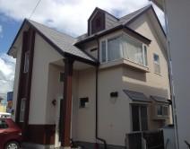 菊池市隈府 T様邸 外壁:2液型セラミツクシリコン樹脂 屋根:特殊セラミックガイナの写真