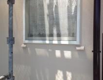 雨筋ストッパー・伝い水防止水切りの写真