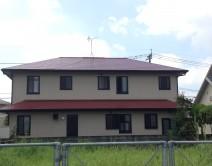 熊本市東区下江津 S様邸 屋根:クールタイトSi・タスペーサー取付施工の写真