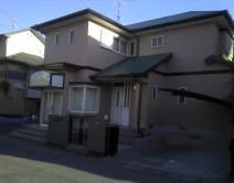 外壁:プレミアムシリコン仕様・屋根:ヤネフレッシュSi仕様・付帯部:セラミックシリコン仕様の写真