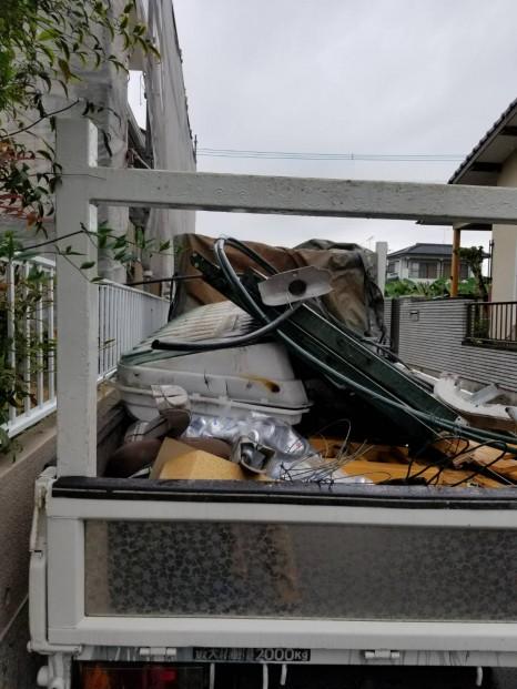 大型ごみ処分・産業廃棄物:代行サービス邸のAfter(施工後)の様子