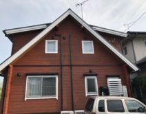 キシラデコール#107マホガニ(高性能木材保護塗料)屋外専用の写真