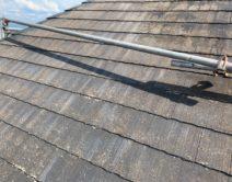 屋根:プレミアムルーフSi・ラジカル塗料!邸のBefore(施工前)の様子