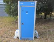 仮設トイレの設置:必要性!の写真