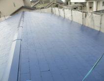屋根:プレミアムルーフSi施工の写真