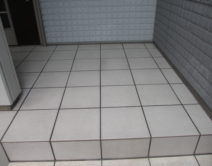 玄関:薬剤手洗い(環境にやさしい薬剤)!の写真