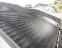 屋根:特殊セラミック ガイナ 仕様!邸のBefore(施工前)の様子