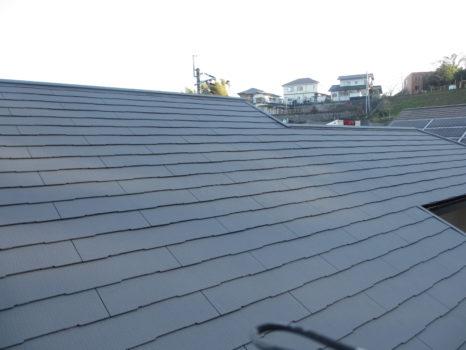 屋根:特殊セラミック ガイナ 仕様!邸のAfter(施工後)の様子