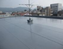 屋根・トップコート仕上げ!の写真