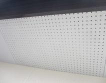 外壁・軒天の害虫侵入対策防止!不織布シートの取り付け施工の写真