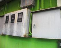 プレミアム無機4フッ化フッ素樹脂邸のBefore(施工前)の様子