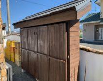 高性能木材保護塗料・キシラデコール#110オリーブの写真