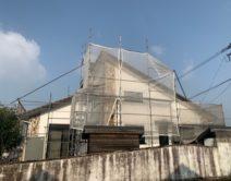 ガイナ:特殊セラミック&インナーミル550仕様邸のBefore(施工前)の様子