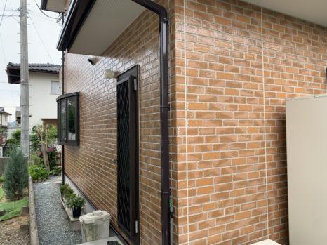 外壁:プレミアム無機4フッ化フッ素樹脂クリアー仕様!邸のAfter(施工後)の様子