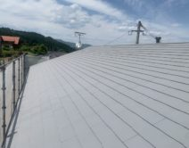 断熱遮熱塗料:GAINA・屋根仕様の写真