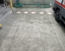 駐車場・カーポート洗浄!の写真