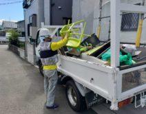 大型処分ゴミ代行サービス!の写真